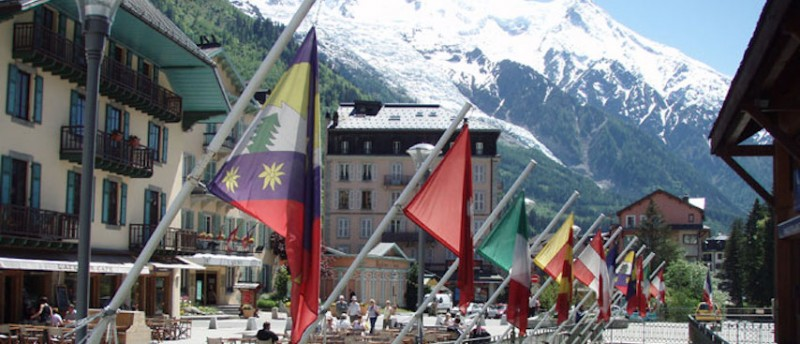Déjeuner en extérieur dans la Vallée de Chamonix, chamonix holiday, chamonix accommodation, chamonix tourist guide
