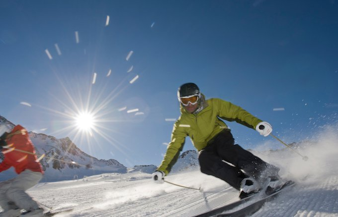 chamonix winter holiday, chamonix ski holiday, private ski lessons