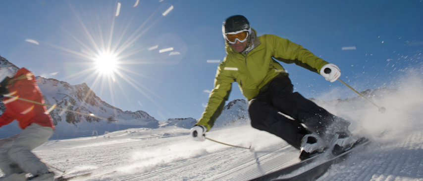 winter ski holiday, chamonix ski holiday, private ski lessons