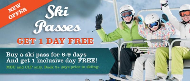 winter lift pass, chamonix ski holiday, chamonix winter holiday