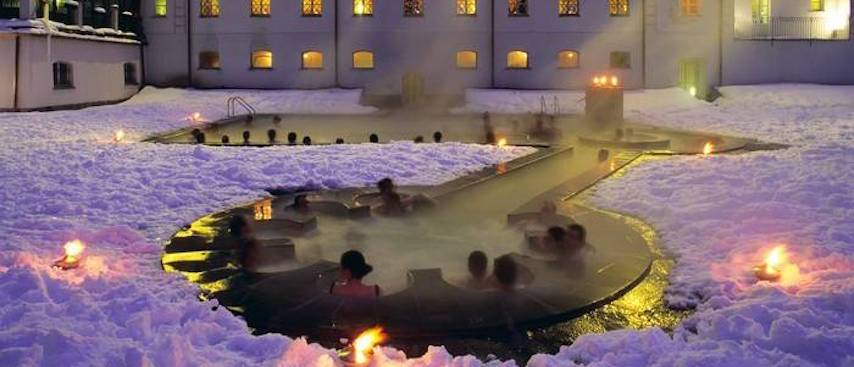chamonix ski holiday, chamonix activities, italian spa