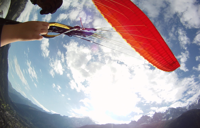 Chamonix Summer Holiday(s), Chamonix Activities, Parapente
