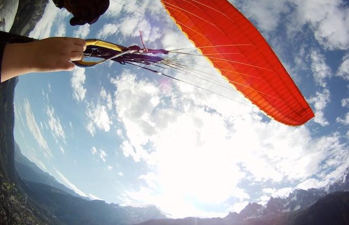 Chamonix Summer Holiday(s), Chamonix Activities, Parapente