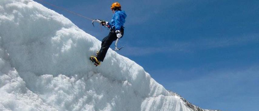 Chamonix Summer Holiday(s), Chamonix Activities, Ice climbing