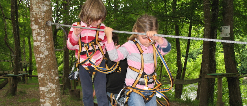 Chamonix Summer Holiday(s), Chamonix Activities, Adventure tree park, Chamonix adventure parks