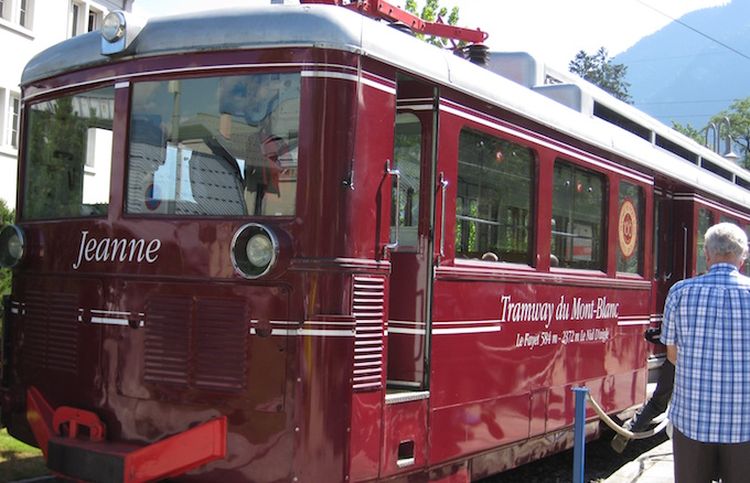 Chamonix Summer Holiday, Tramway du Mont Blanc, Chamonix Activities