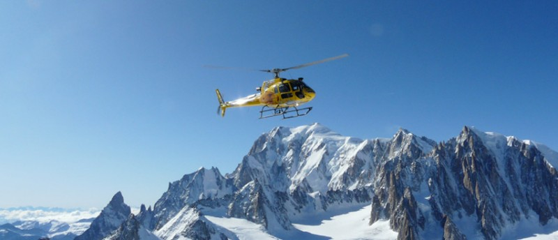 Chamonix ski holiday, chamonix activities, heliskiing