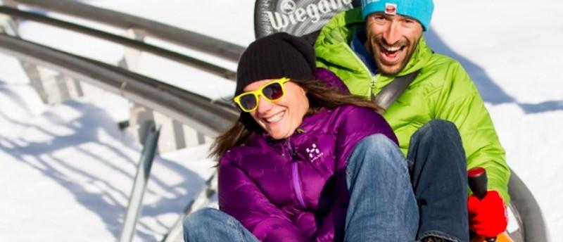 Chamonix ski holiday, chamonix activities, winter luge
