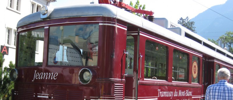 Summer Chamonix Holidays, Chamonix Acticities, Tramway du Mont Blanc, points de vue de Chamonix