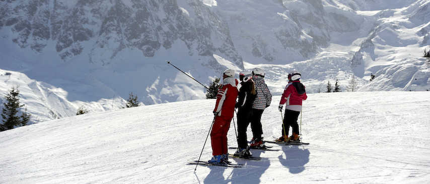 chamonix ski holiday, chamonix winter holiday, private ski lessons, visit Chamonix