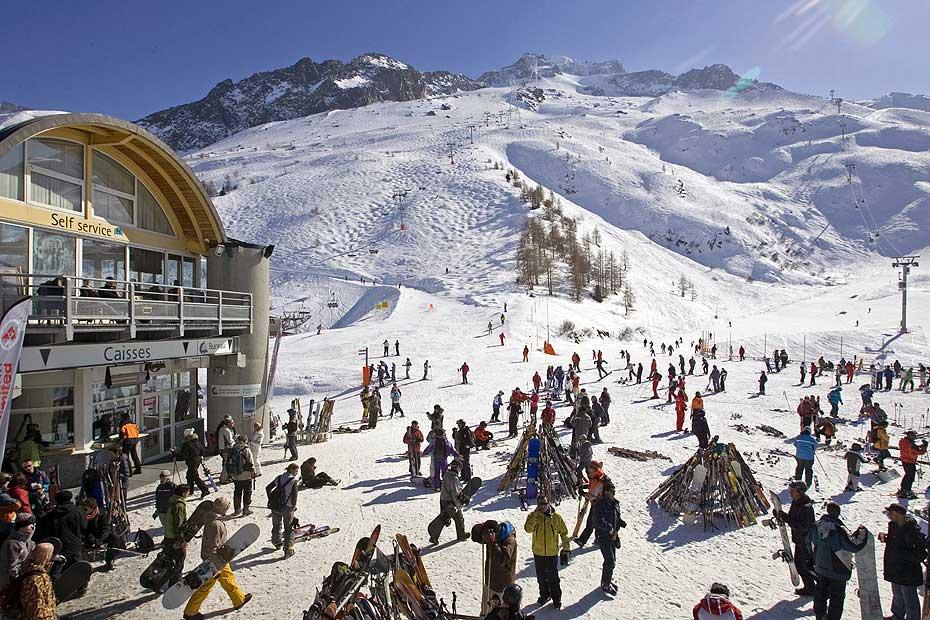 Chamonix Grands Montets