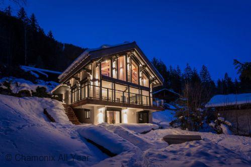 Chamonix rental Chalet La Source
