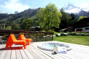 Chalet Union - Summer Chamonix Chalets