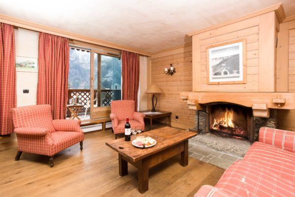 Les Chalets du Savoy 32 appt Christmas & New Year in Chamonix