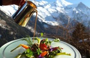 Lobster Mont Blanc Auberge du Bois Prin