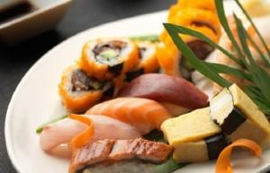 Chamonix restaurants, sushi, fine dining