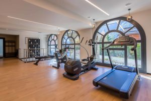 La Cordee gym room