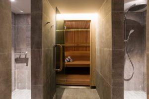 La Cordee sauna