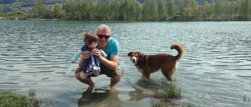 passy-lake-854x367 randonner avec son chien à Chamonix