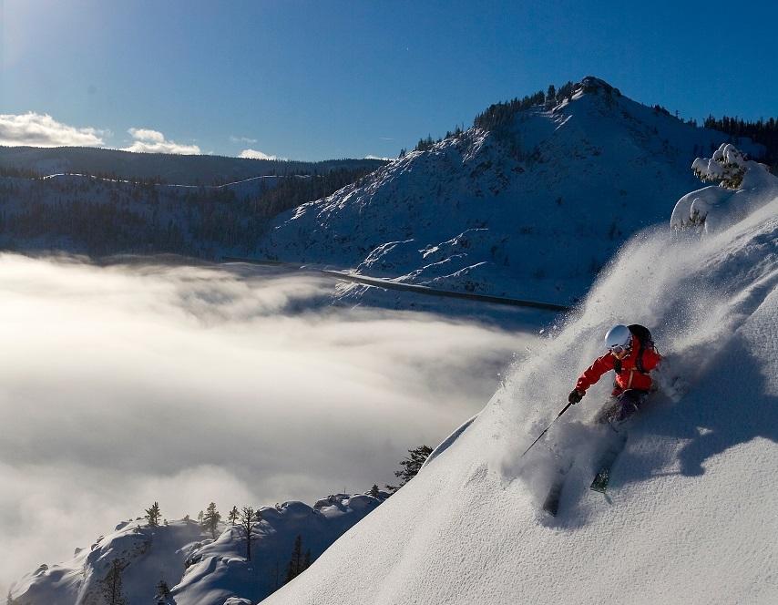 Rylan Cordova - Sunrise on Donner Summit
