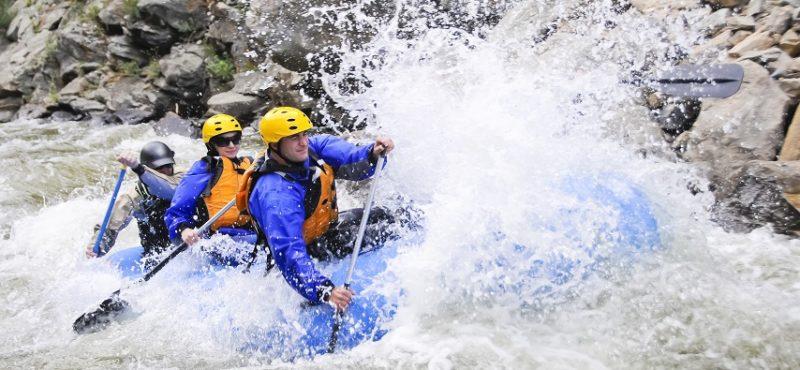 Whitewater Rafting Water Activities Chamonix assurances pour les activités en plein air d'été