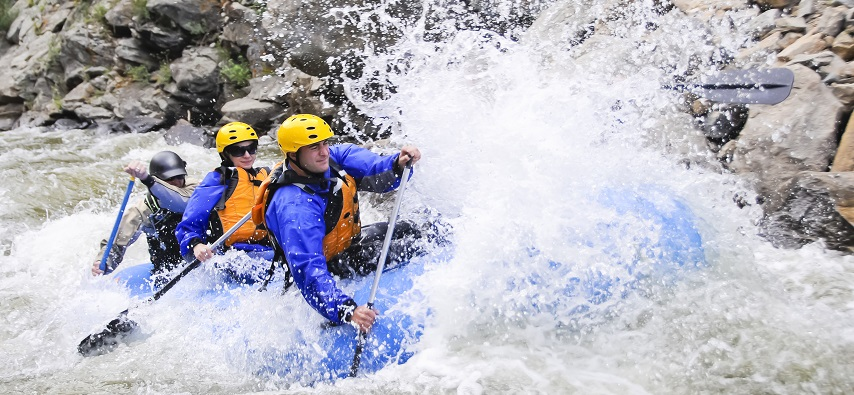 Whitewater Rafting Water Activities Chamonix