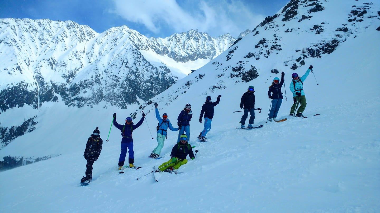 ski day staff