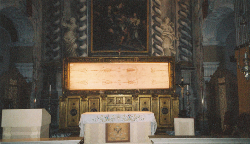 Jim Linwood – Shroud of Turin