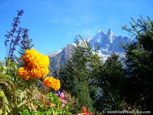 La Floria © montblancfamilyfun Family Hikes in Chamonix