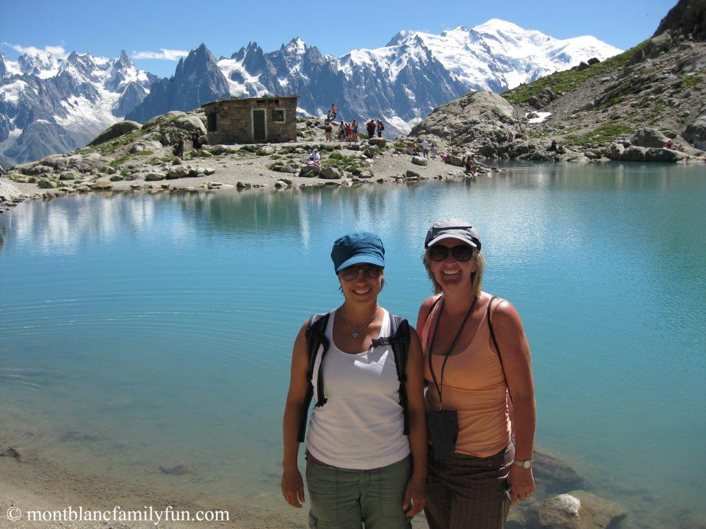 Lac Blanc © montblancfamilyfun