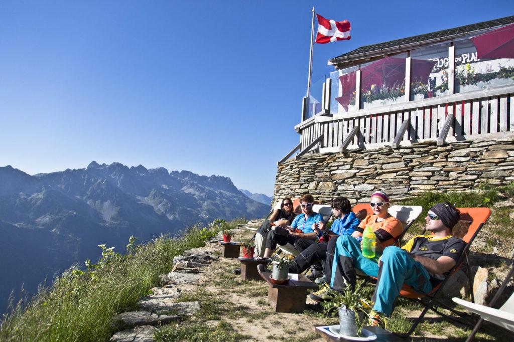 Refuge du Plan de L'Aiguille ©brey-photography.de Chalets & summer huts in Chamonix