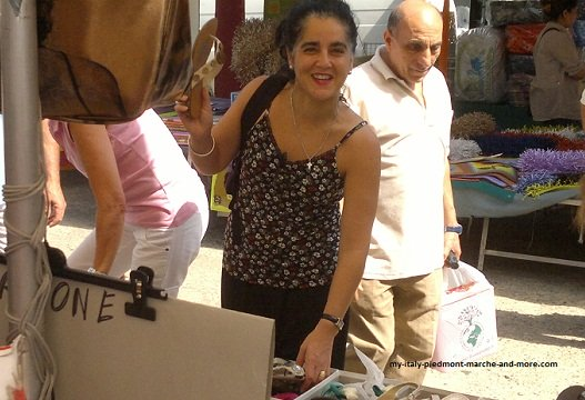 Shopping in Turin - Marie from Mi O My Italy