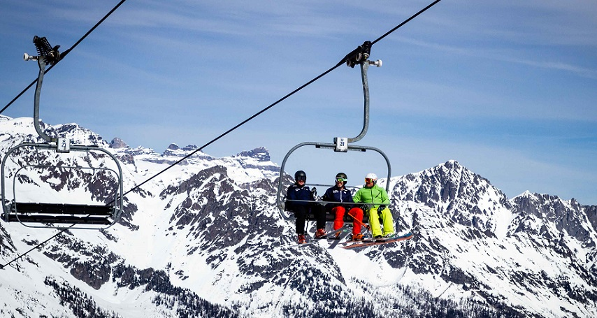 chairlift-in-le-tour New in Chamonix Winter 2018-19