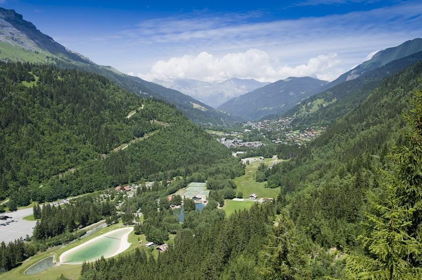 parc-de-loisirs-du-pontet-les parcs d'aventure de Chamonix les parcs d'aventure de Chamonix