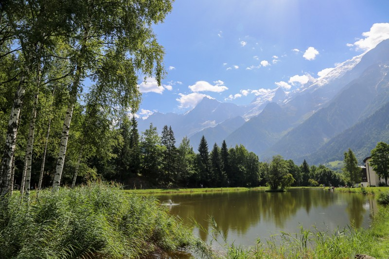 lac-chavants Disabled visitors coming to Chamonix
