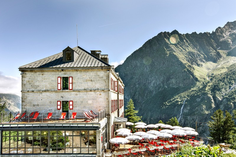 Chamonix All Year Guide to Mountain Restaurants - Chamonix
