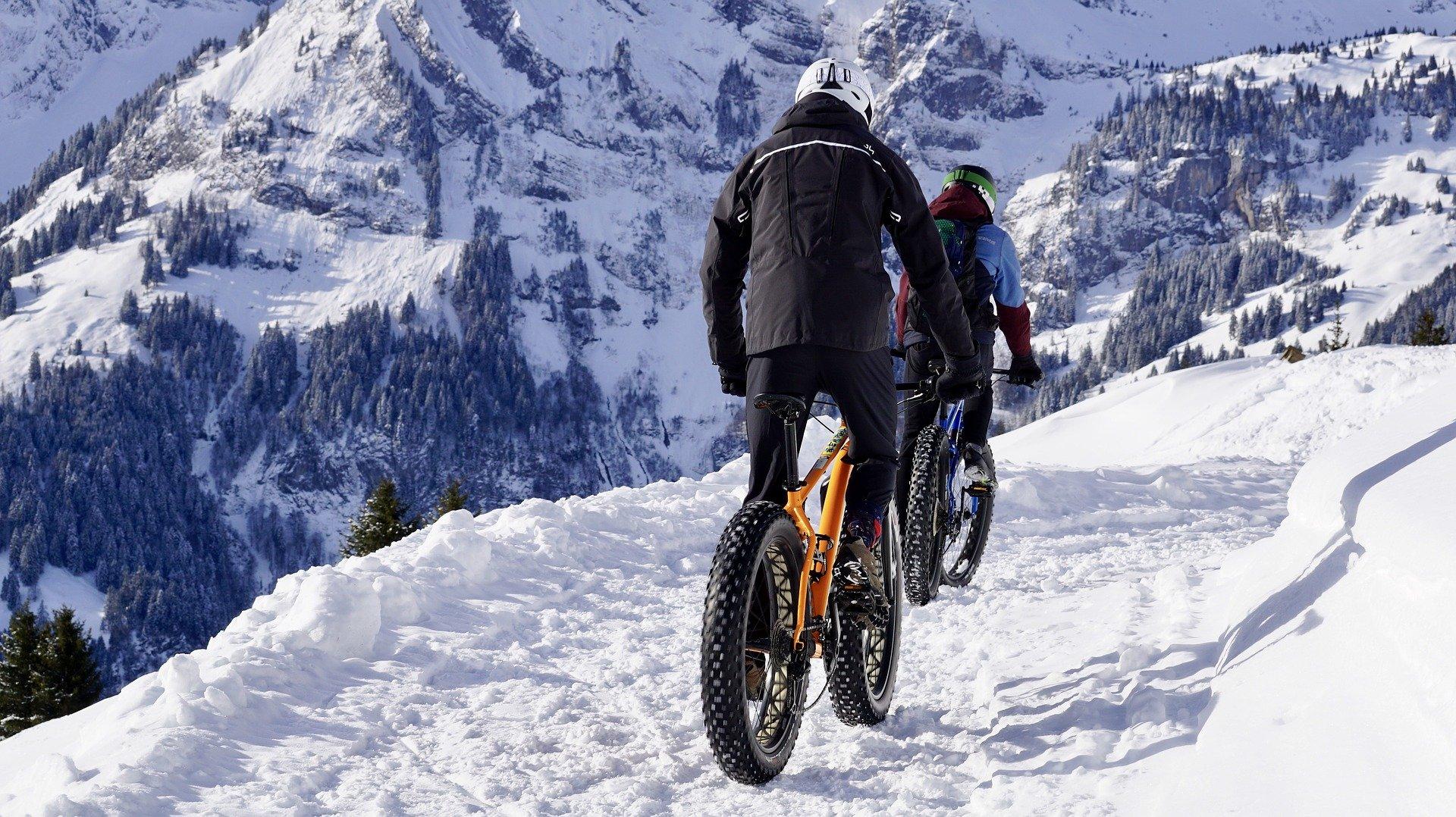snow-bikes Léman Express